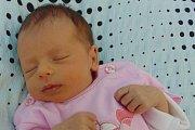 Monika Matzkeová se narodila 12. dubna 2015 ve 21:12 v porodnici v Českém Krumlově smírami 46 centimetrů a 2495 gramů.