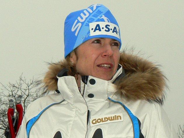 Kateřina Neumannová.