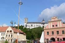 Rožmberk nad Vltavou.