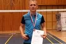 Ivo Černý na Mistrovství České republiky 2019 veteránů v Kladně uspěl a domů vezl dvě stříbrné medaile.
