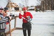 V Malontech měli první ročník Winter Classic v hokeji.