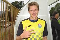 Druhý turnajový hattrick v řadě si do statistik zapsal kaplický útočník Jakub Lesňák.