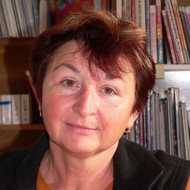 Jiřina Kostková.