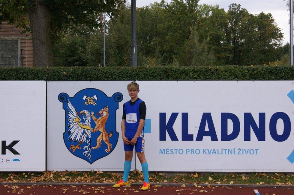 Mezikrajová utkání družstev mladších žáků a mladších žákyň sk. A v Kladně.