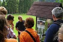 Nová turistická stezka zavede výletníky na vrchol Granátníku.