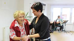 Věra Kleissnerová oslavila 102. narozeniny