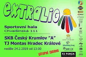 Nedělní zápas SKB Český Krumlov s Hradcem Králové bude bitvou o všechno.