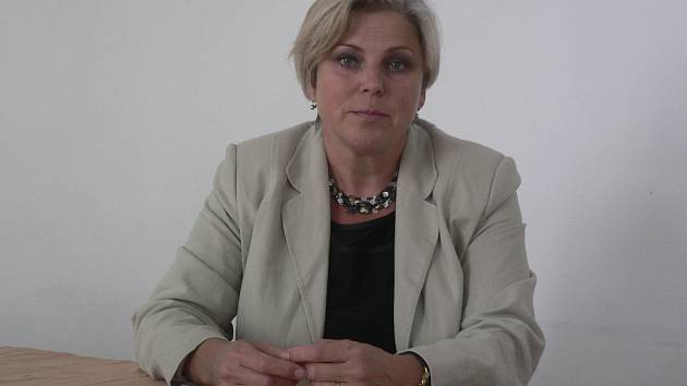 Hana Bůžková.