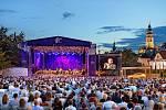 Víkend se na Mezinárodním hudebním festivalu Český Krumlov nesl ve znamení muzikálů.