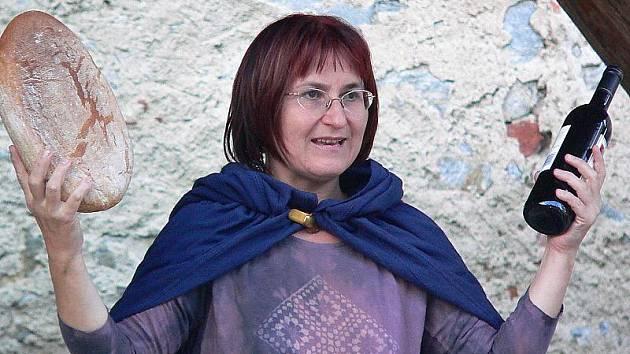 Hana Blochová je rovněž jednou z organizátorek Festivalu staré hudby Český Krumlov.
