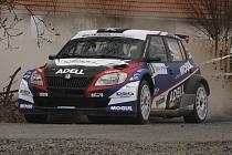 Horkými favority na vítězství jsou i letos Roman Kresta s Petrem Grossem na Škodě Fabii S2000 (z letošní Valašské rally). Kresta v Krumlově vyhrál už šestkrát a od roku 2007 zde nenašel přemožitele.