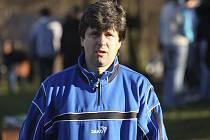 Kaplický trenér Jiří Orlíček sportovně uznal, že hosté z Lažiště vyhráli zaslouženě.