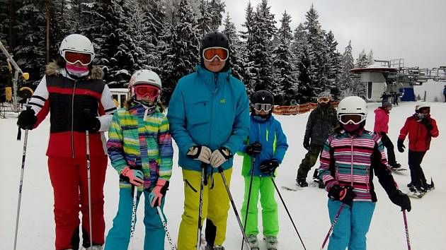 70154be751d Parádní lyžovačka