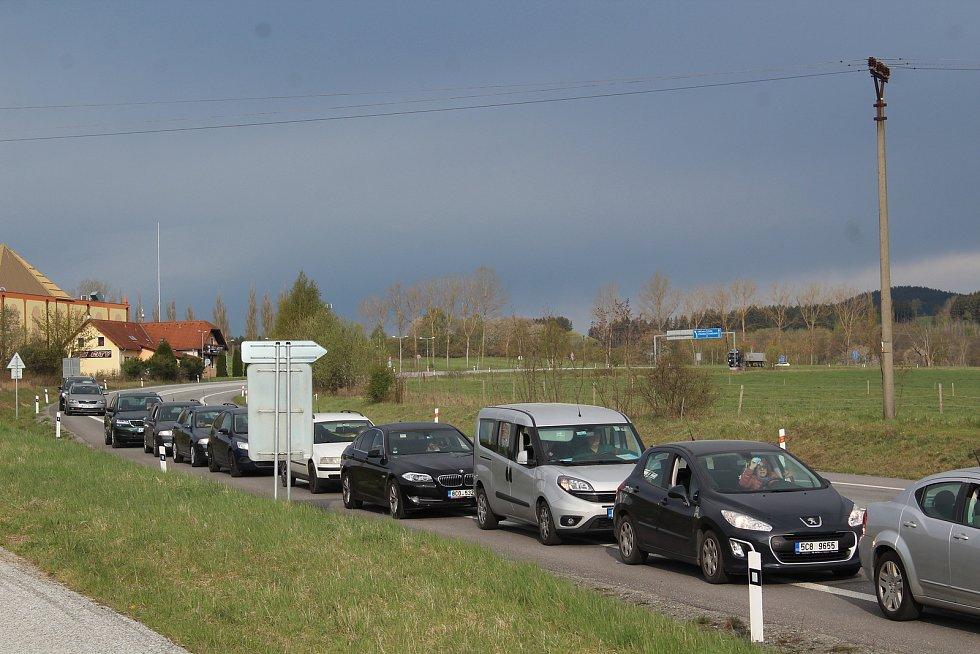 Jihočeské hraniční přechody s Rakouskem. Ilustrační foto.