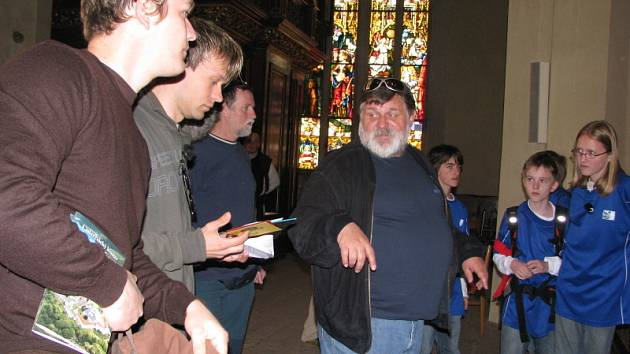 Packalovy příhody vychází z hlavy scénáristy Radima Woláka (na snímku vlevo). Samotné natáčení má v režii Petr Burian (na snímku uprostřed).