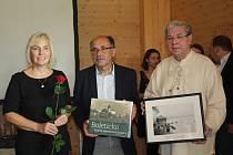 Křest nové knihy Boleticko, krajina zapomenuté Šumavy, uspořádalo Museum Fotoateliér Seidel na Olšině.