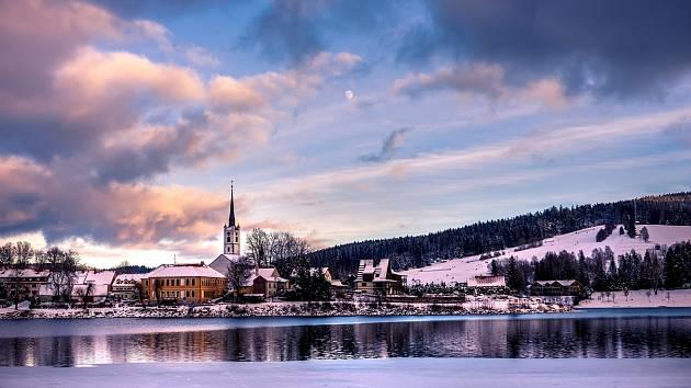 Druhý svátek vánoční na Českokrumlovsku.
