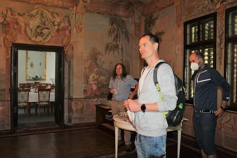 Kvítkův dvůr u krumlovského zámku otevřel své brány v rámci Dnů evropského dědictví.