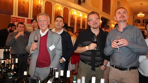 Zámeckou slavností vína vrcholí Festival vína v Českém Krumlově.