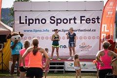 Na Lipno Sport Fest si na Lipno můžete zajet až do neděle.