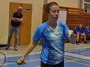 S tímto velmi mladým družstvem rozehráli badmintonisté SKB Č. Krumlov novou prvoligovou sezonu na kurtech Chemičky Ústí nad Labem.