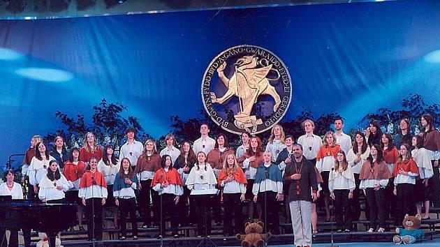 Významnou finanční pomoc získalo v letošních krumlovských kulturních grantech Sdružení rodičů a přátel Českokrumlovského dětského sboru