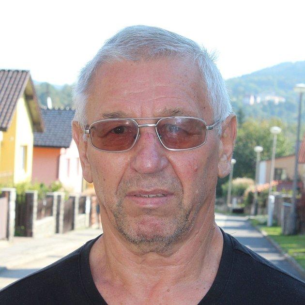 Josef Kaloš, KSČM, důchodce, 71let