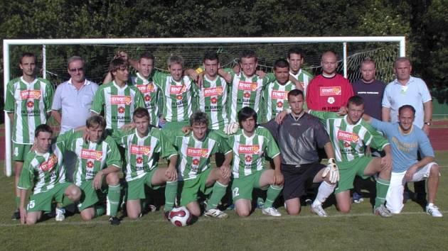 FK Slavoj Český Krumlov.