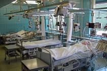 Zákaz návštěv platí na všech odděleních, včetně krumlovského ARO.