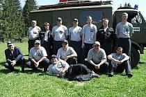 Rožmitálští hasiči doufají, že se vedení obce podaří sehnat peníze a pak přestavbou prostor v bývalých jeslích získají novou kvalitní zbrojnici s klubovnou.