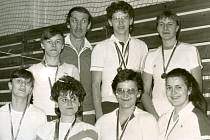 PRVNÍ titul mistrů republiky do Krumlova přivezlo družstvo juniorů v roce 1985.
