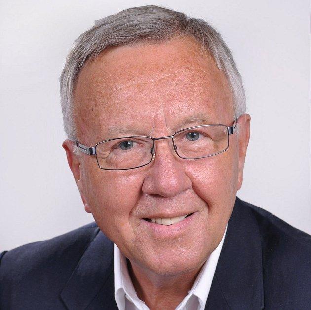Českokrumlovský spisovatel Jan Vaněček.
