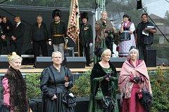 Kaplické slavnosti nabídly spoustu rozmanité zábavy.