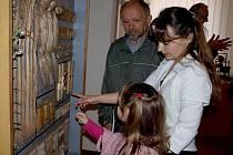 O obměněnou historickou expozici Kaplicka projevily hned v den otevření zájem desítky zájemců.