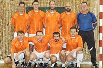 Vítěz 8. ročníku Old Boys Cupu – Paroh team Kaplice.