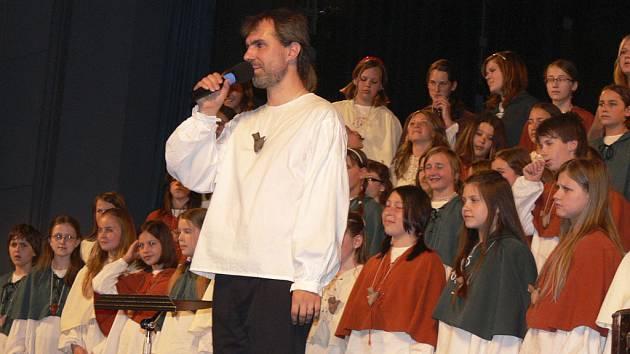 Nesoutěžní festival dětských sborů Vltavské Cantare