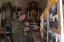 Dny evropského dědictví v kostele v Hodňově.
