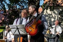 Koncert Jazzbandu Schwarzenberské gardy