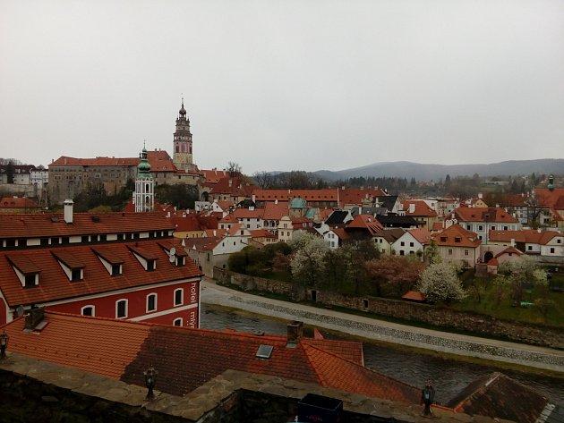 Český Krumlov. Ilustrační foto