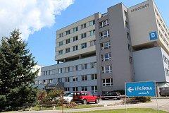 Nemocnice v Českém Krumlově.