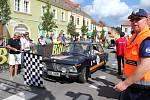Sobotní Grand Prix v Kaplici.