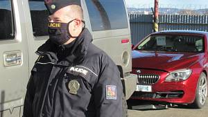 Policisté lapili vimperského drogového Satana