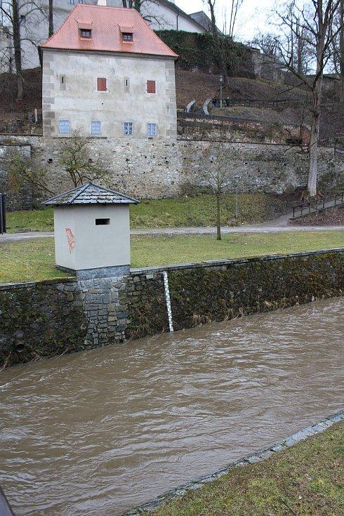 Polečnice povodní nezahrozila.