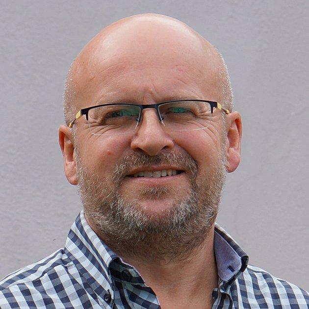 Josef Koschant, PRO 2016, zástupce vedoucího, 47let.