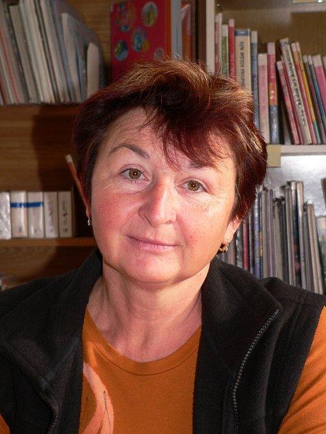 Jiřina Kostková (SNK - ED), zastupitelka, Kaplice