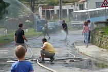Novovesští hasiči oslavili 120. výročí.
