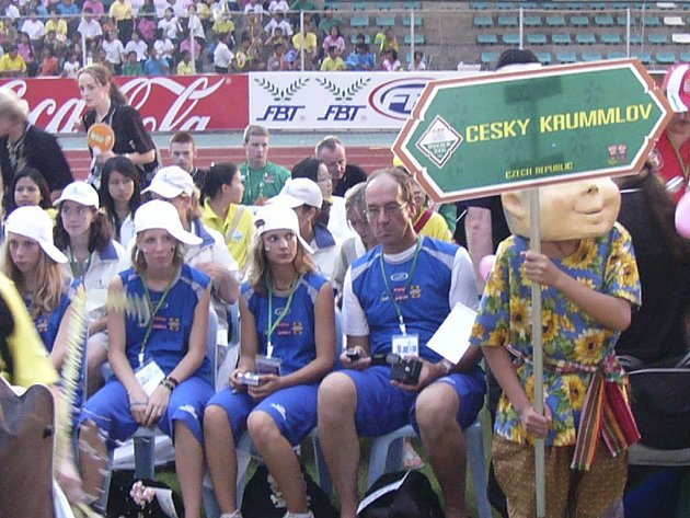Taková atmosféra vládla během loňských Mezinárodních her v thajském Bangkoku.