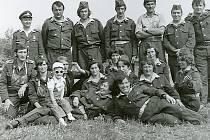"""Bývaly doby, kde ve sboru vedle sebe fungovali mladí i starší hasiči, muži i ženy. """"Hodně mladých se nám ale odstěhovalo z Blanska pryč,"""" okomentoval velitel Miroslav Interholz."""