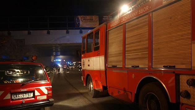 Ilustrační foto k zásahu hasičů.