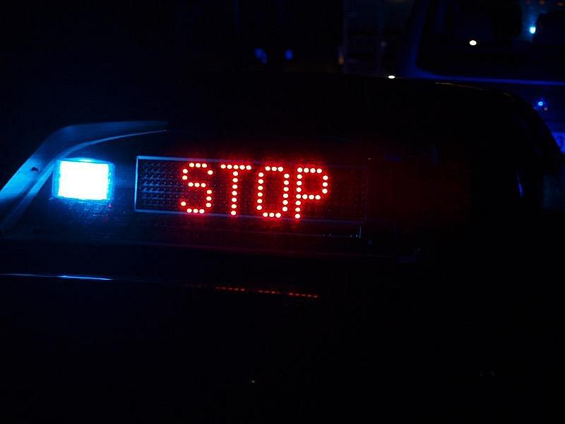 Dopravu policisté po dobu vyšetřování nehody odkláněli na okolní komunikace.